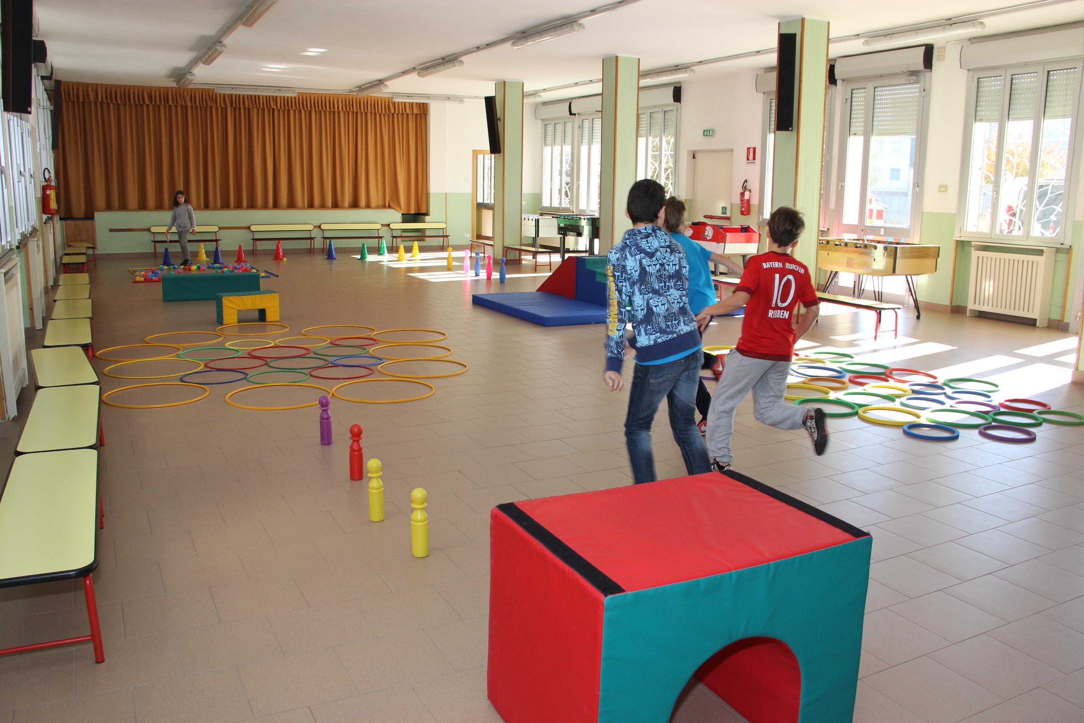 Palestra Scuola Maria Ausiliatrice - Lodi