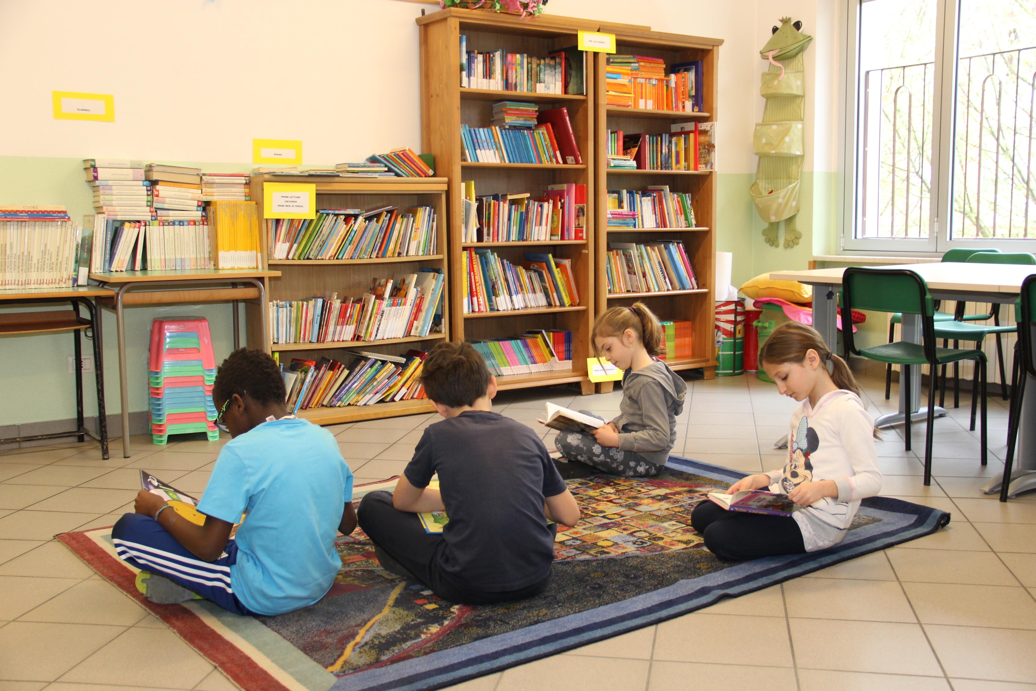 Bilioteca Scuola Maria Ausiliatrice - Lodi