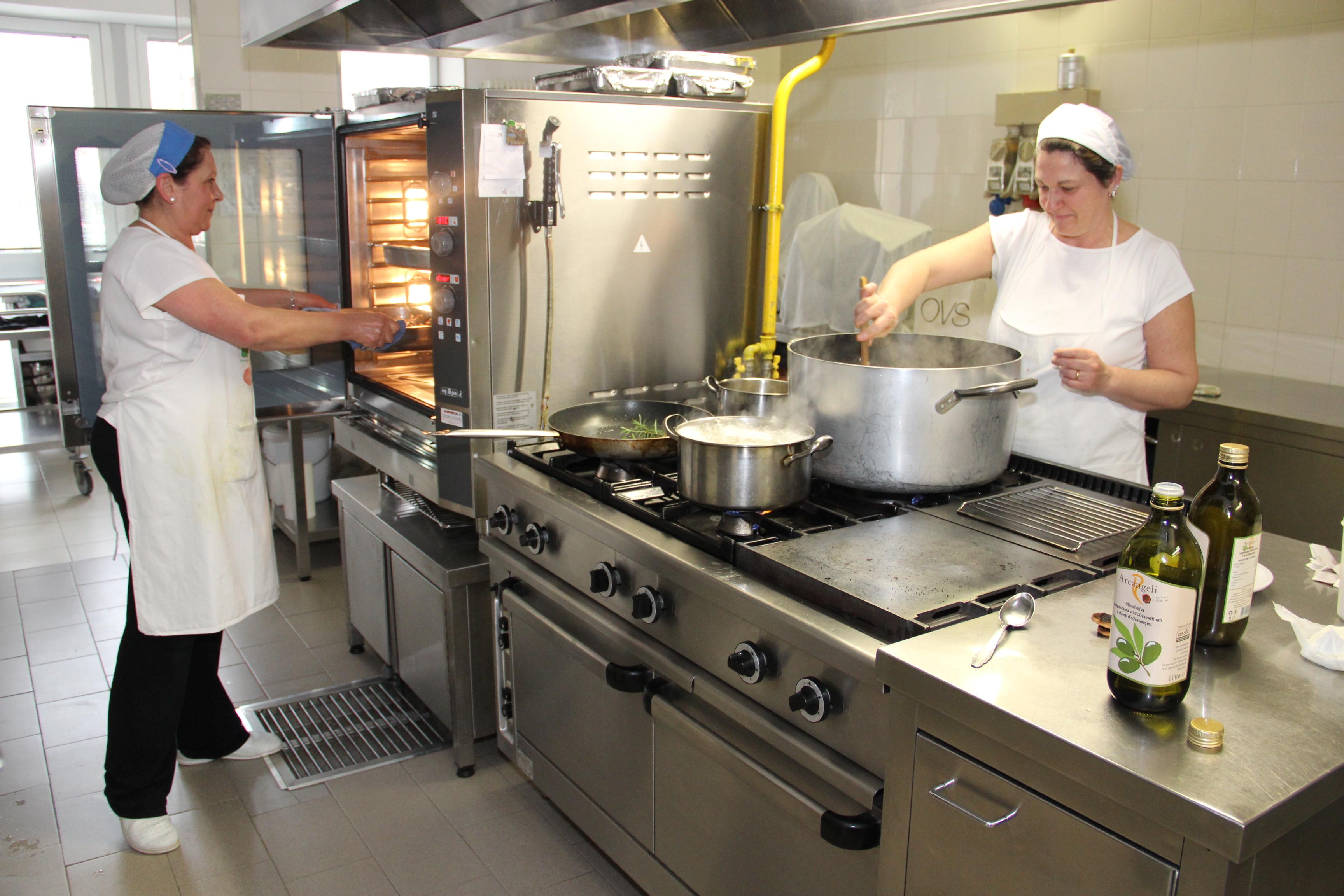 Cucina Scuola Maria Ausiliatrice - Lodi