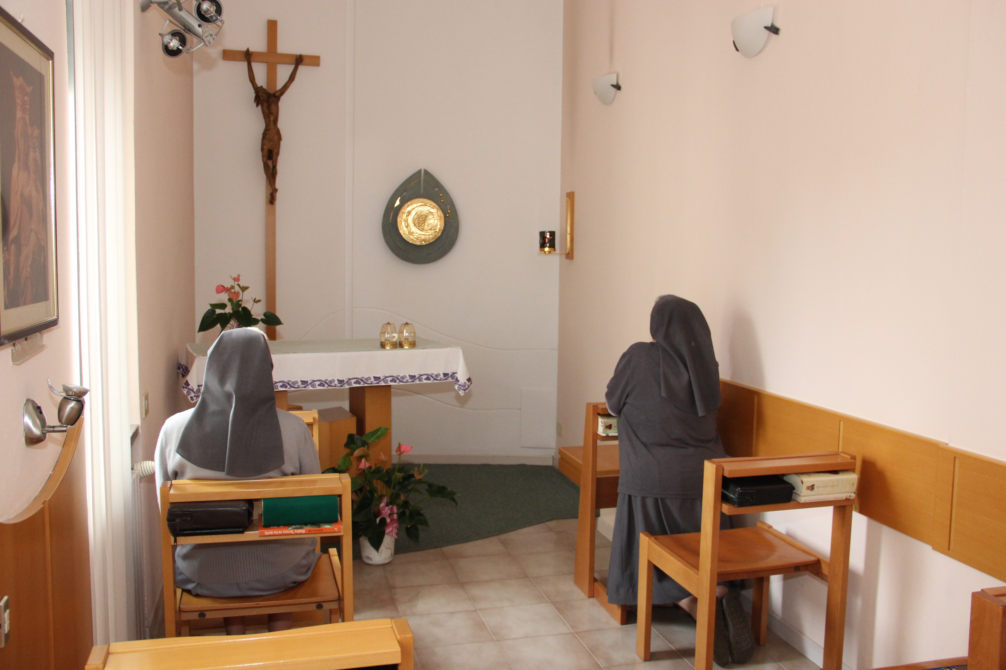 Cappella Scuola Maria Ausiliatrice - Lodi